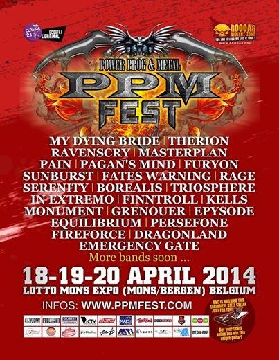 Furyon MetalWar Fest 2014