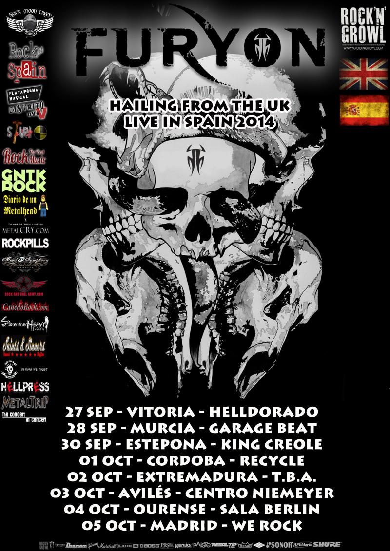 Furyon ES Tour 2014