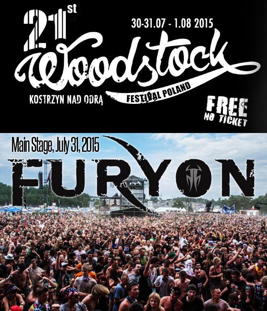 Furyon Woodstock Poland