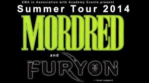 Furyon Mordred Tour