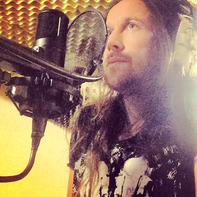 Furyon Vocals Recording