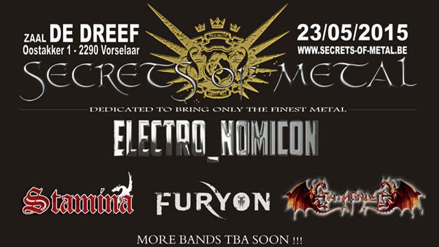 Furyon Secrets Of Metal Fest