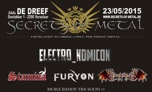 Secrets Of Metal Festival